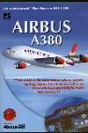 Airbus A380. Add on for FS2002&2004. PC CD ROM Simulator