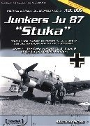 ADC 005 Junkers Ju 87 Stuka part 1 The early variants A, B, C and R of the Luftwaffe Dive Bomber