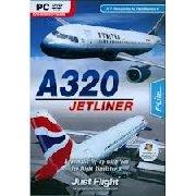 PC DVD A320 jetliner An F-Lite Expansion FSX