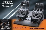 T.Flight Rudder Pedals pedaliera simulatore volo