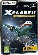 PC MAC DVD XPLANE 11 +aerosoft Airport Pack