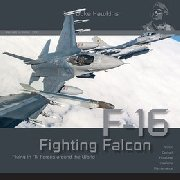 AIRCRAFT IN DETAIL 002 - F-16 FIGHTING FALCON FLYING IN AIR FORCES AROUND THE WORLD