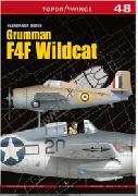 TOP DRAWINGS N. 48 - GRUMMAN F4F WILDCAT