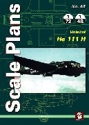 Scale Plans No. 48 Heinkel He 111 H