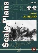 Scale Plans No. 46: Junkers Ju 88 A-D