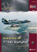 ADCW002-ITALIAN AIR FORCE (AMI) F-104G STARFIGHTER Aircraft of the Cold War in Focus Number 2