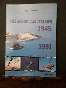 gli aeroplani italiani 1945-1991