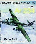 ARADO 234 - Luftwaffe Profile Series n. 15