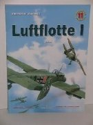 Miniatury Lotnicze 11 - Luftflotte I 1939