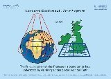 XPP121K Lambert Conformal - Conic Projection Poster